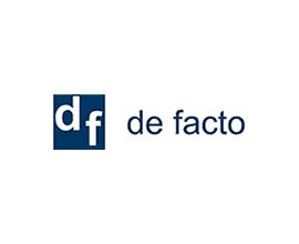 DE FACTO