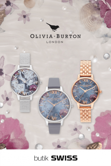Olivia Burton – Under the Sea – już w butikach SWISS