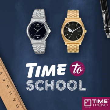 Time to school w Time Trend