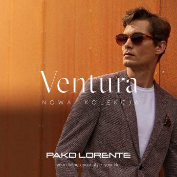 Nowa kolekcja VENTURA marki Pako Lorente