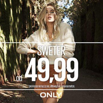 SWETER od49,99