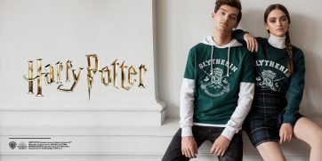 Back to school – Harry Potter x House Collection