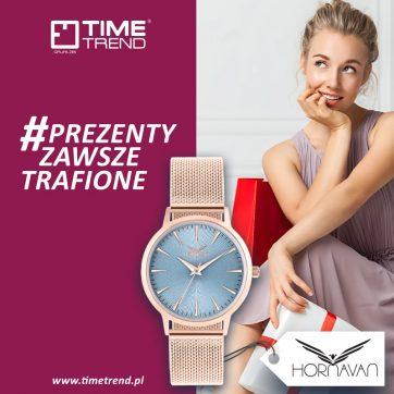 Prezenty Zawsze Trafione w Time Trend!