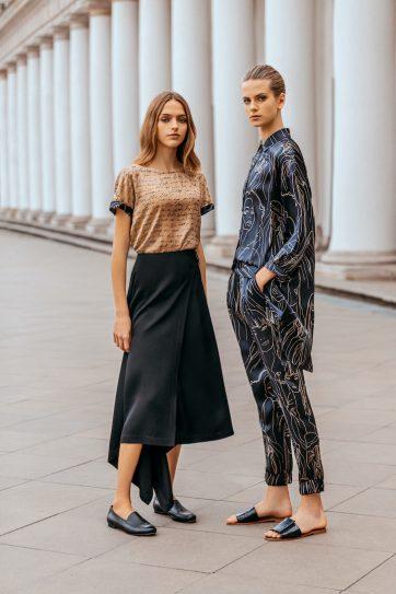 Kolekcja wiosna-lato 2020 marki Solar #ModnaSztuka!