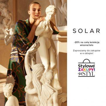 Stylowe zakupy w SOLAR -20%!