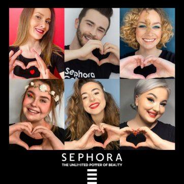 Stacjonarne perfumerie Sephora znów są otwarte!