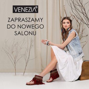 Nowy salon VENEZIA w Atrium Biała