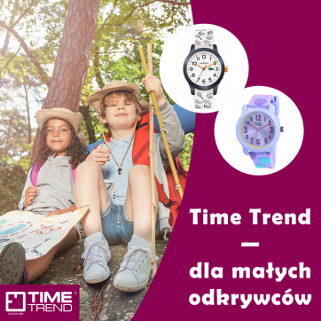 Time Trend – dla małych odkrywców