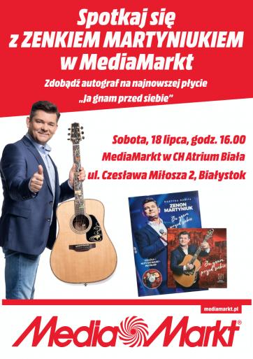 Spotkanie z Zenkiem w Białymstoku