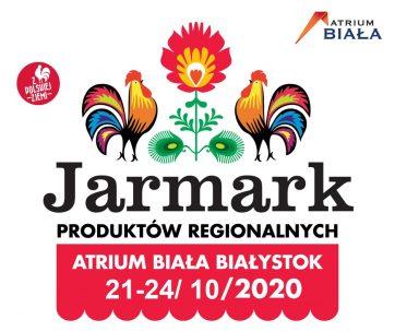 Jarmark produktów regionalnych 21-24.10.2020