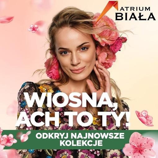 Moda na wiosnę 2021 - nowe kolekcje w Atrium Biała