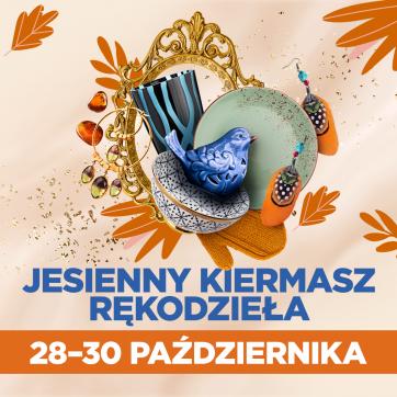 Jesienny Jarmark Rękodzieła w Atrium Biała